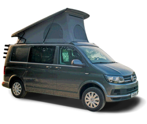 campervan hire near keswick