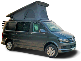 VW T6 Campervan Hire